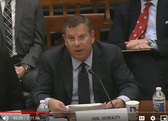 Jupiter CEO testifies before the Subcommittee on Environment of the U.S. House Committee on Science, Space, and Technology