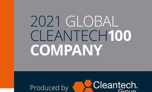Jupiter Recognized as 2021 Global Cleantech100 Company